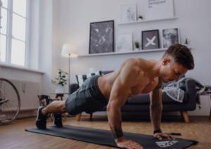 Die 4 wichtigsten Tipps für deinen Muskelaufbau Zuhause